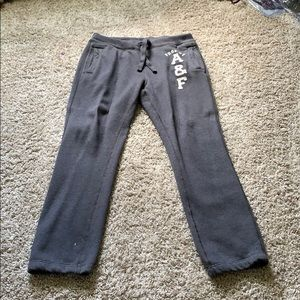 ⚠️ Bleach stains Aeropostale Sweatpants Pre Owned